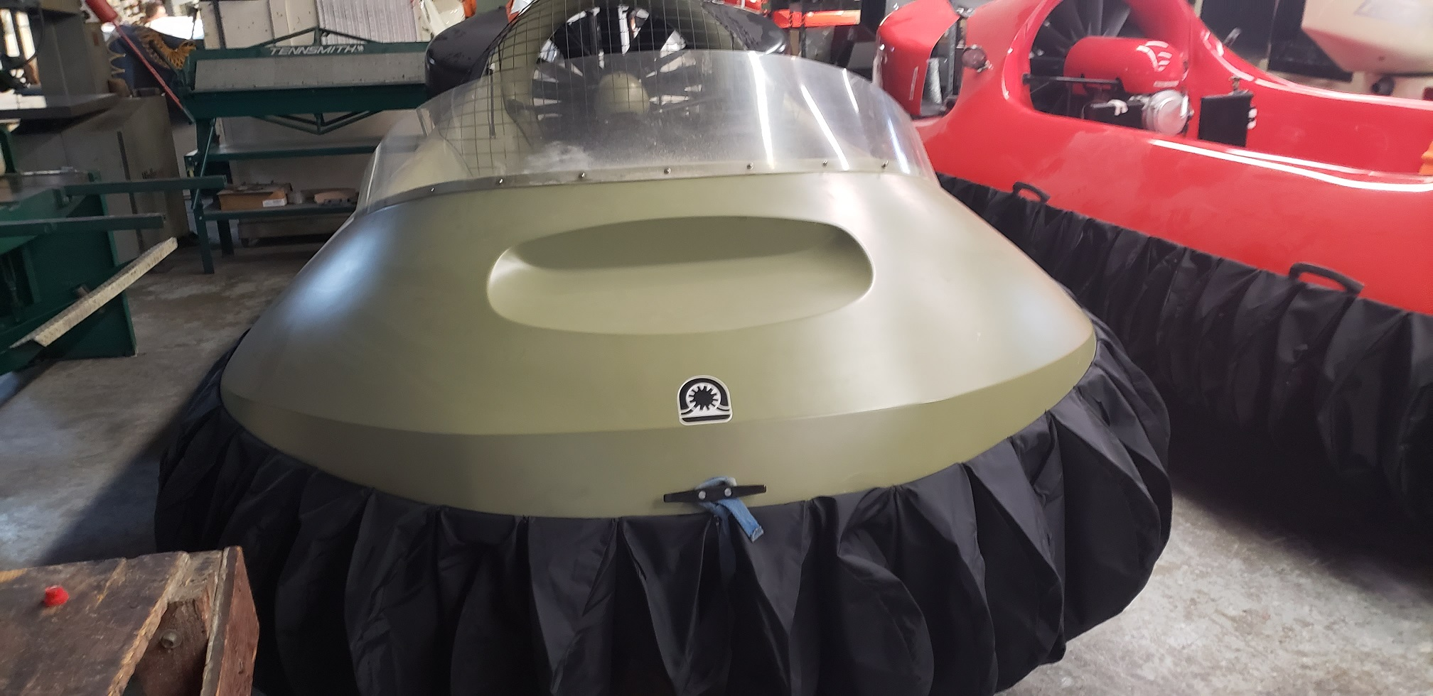 New and Used Hovercraft Currently In Our Inventory