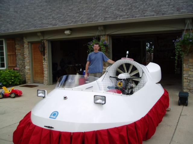 Do it yourself hovercraft photos