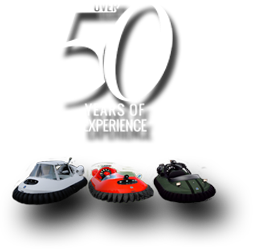 50 Years of Experience-Neoteric Hovercraft