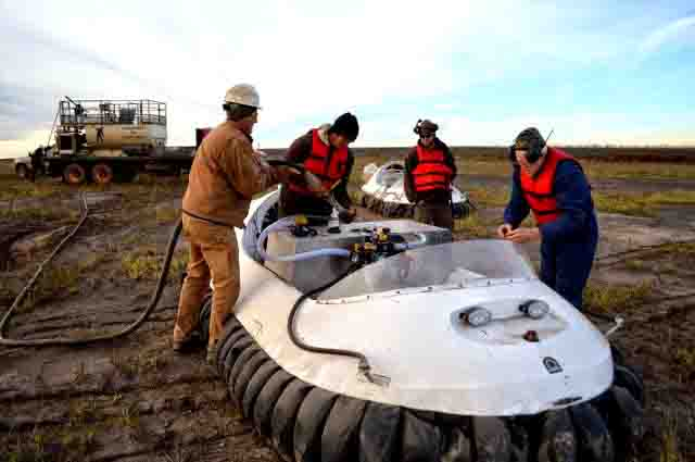 Commercial hovercraft for sale