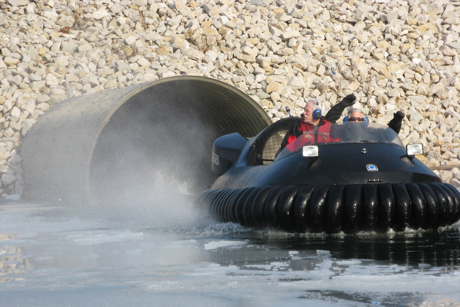 Recreational Hovercraft