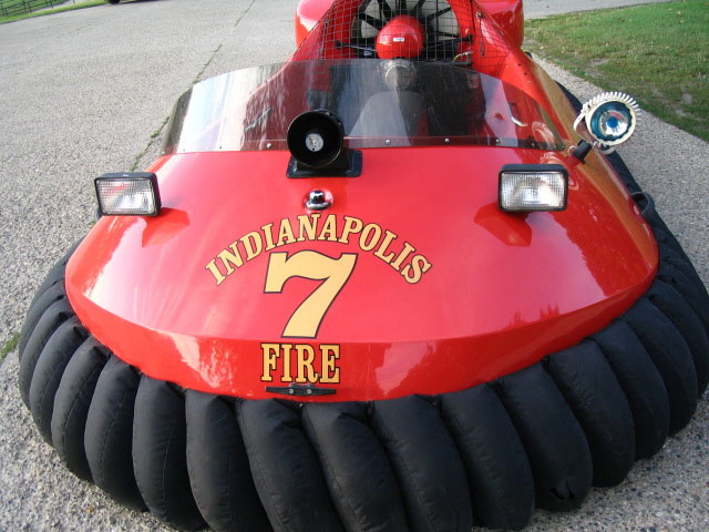 Neoteric Rescue Hovercraft Model 3626 Indianapolis 7